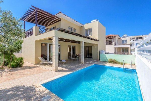 Konnos Beach Villa 1, Протарас