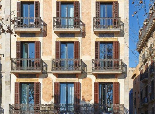 Hotel The Serras - фото 50