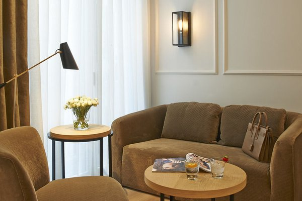 Hotel The Serras - фото 8