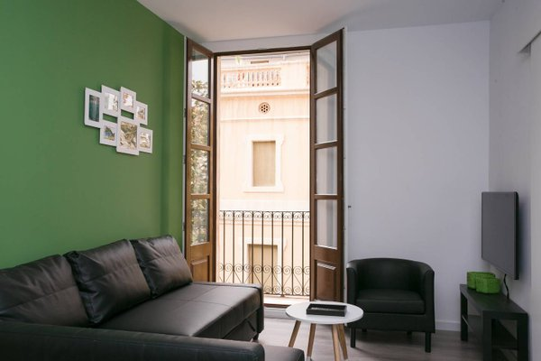 Barcelona UPartments Aliga - фото 8