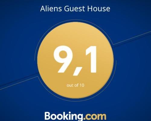 Гостевой дом Aliens - фото 15