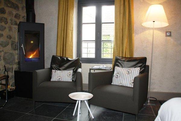 Bed & Breakfast Domaine de Louveraude, Гере