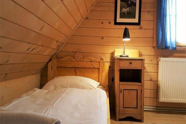 Domek Drewniany pod Giewontem z kominkiem - фото 10