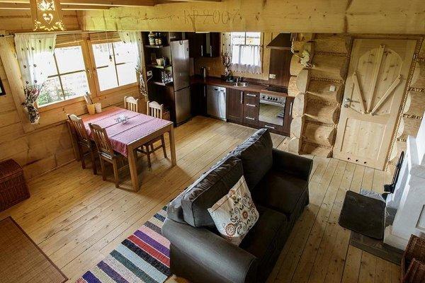 Domek Drewniany pod Giewontem z kominkiem - фото 11