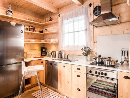 Domek Drewniany pod Giewontem z kominkiem - фото 15