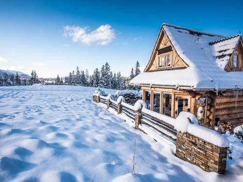 Domek Drewniany pod Giewontem z kominkiem - фото 22