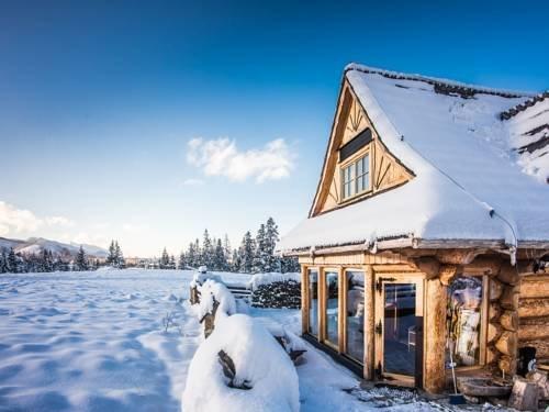 Domek Drewniany pod Giewontem z kominkiem - фото 23