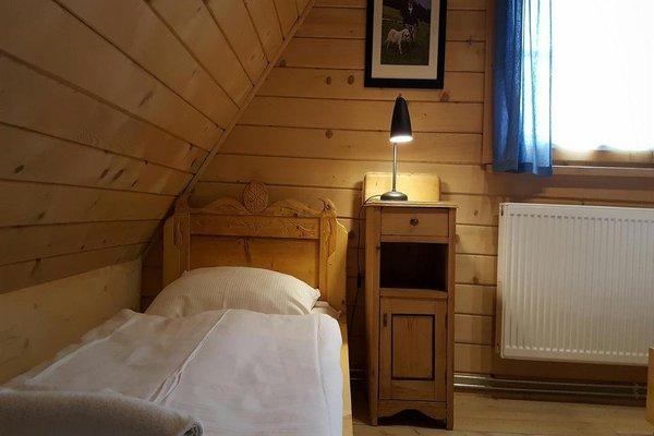 Domek Drewniany pod Giewontem z kominkiem - фото 5