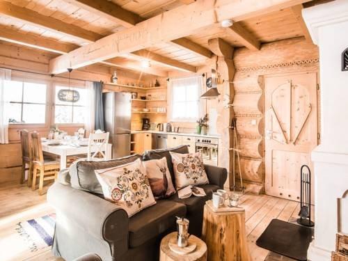 Domek Drewniany pod Giewontem z kominkiem - фото 7