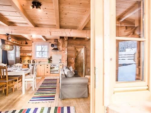 Domek Drewniany pod Giewontem z kominkiem - фото 8