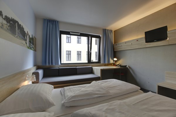 MEININGER Hotel Wien Downtown Franz - фото 1