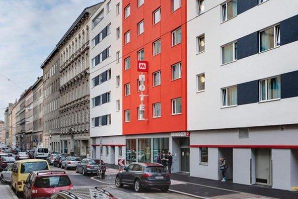 MEININGER Hotel Wien Downtown Franz - фото 22