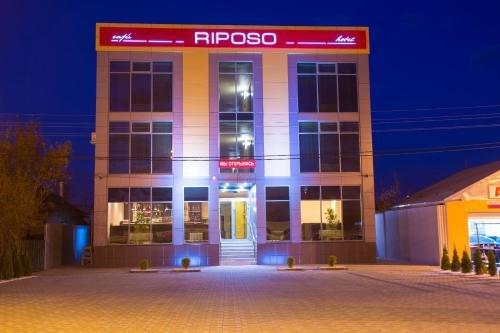 Отель Рипосо - фото 22