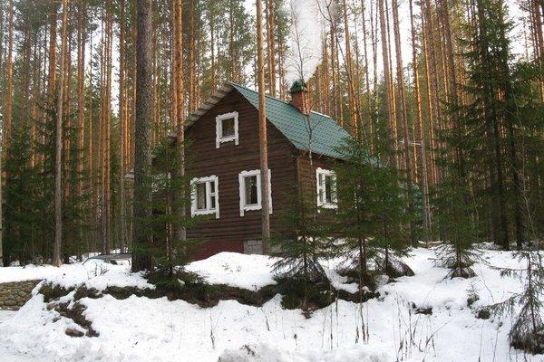 Hirvi Lodge - фото 7