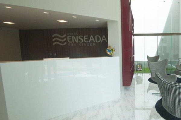 Hotel Enseada Boa Viagem - фото 15