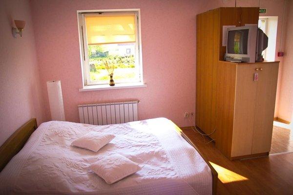 Отель Пригодичи - фото 1