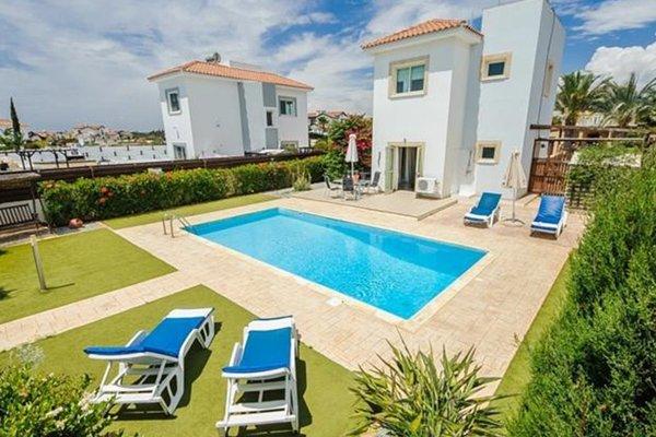 Oceanview Villa 036 - фото 16