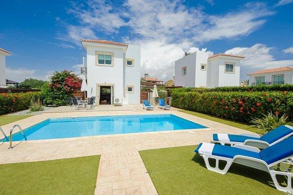 Oceanview Villa 036 - фото 18