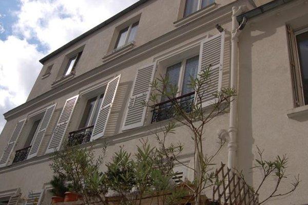Apartment Saint-Antoine - фото 18