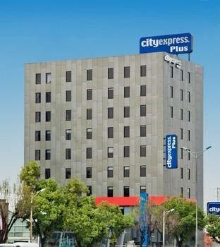 City Express Plus Satelite - фото 23