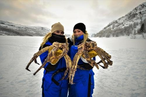Kirkenes Snowhotel - фото 12