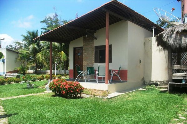Гостиница «Pousada Bangalos De Carapibus», Jacumã