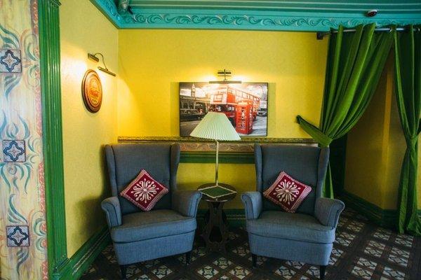 Motel Sitiy Yozhik - фото 5
