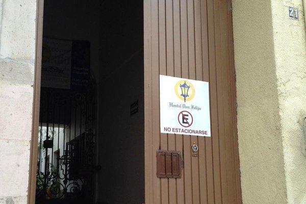 Hostal don Felipe - фото 15
