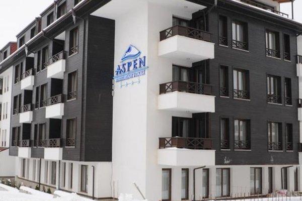 GT Aspen House Apartments - фото 8