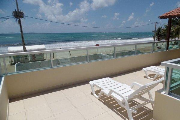 Novo Hotel Dona Felicidade - фото 9