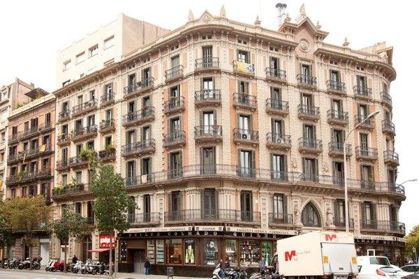 Barnapartments Rambla Cataluna - фото 2