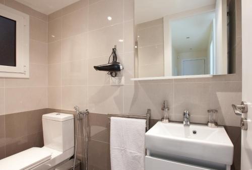 Barnapartments Rambla Cataluna - фото 21