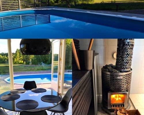 Villa & Sauna Vihti - фото 10