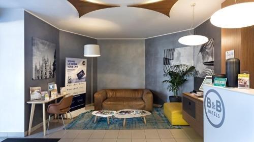 B&B Hotel Milano Cenisio Garibaldi - фото 1