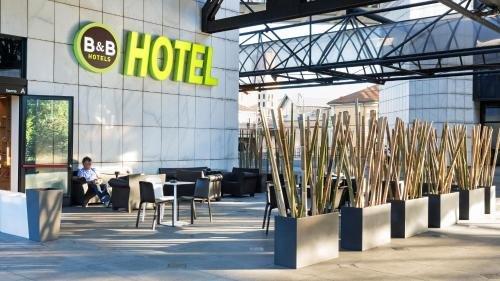 B&B Hotel Milano Cenisio Garibaldi - фото 16