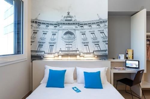 B&B Hotel Milano Cenisio Garibaldi - фото 18
