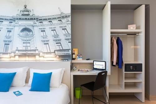B&B Hotel Milano Cenisio Garibaldi - фото 7