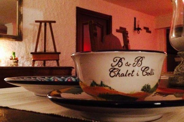 B&B Chalet I Colli - фото 1