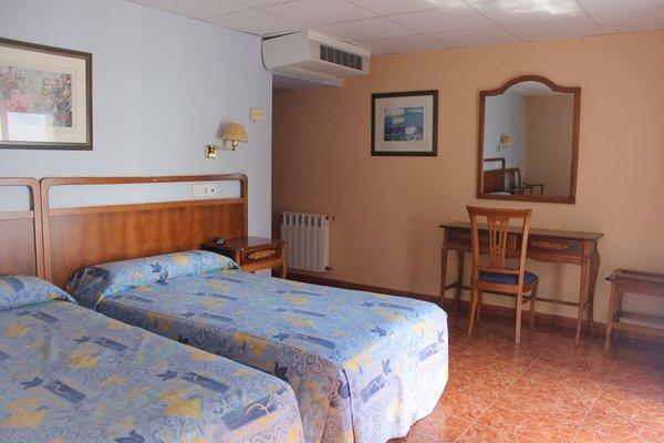 Гостиница «La Valenciana», Монтанехос