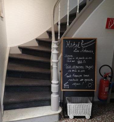 Hotel Les Acteurs - фото 16