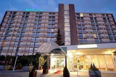 Alliance Hotel Liege Palais Des Congres - фото 23