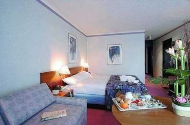 Alliance Hotel Liege Palais Des Congres - фото 4