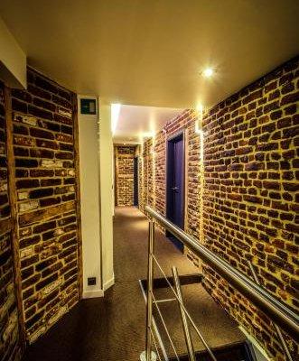 Hotel Hors Chateau - фото 14