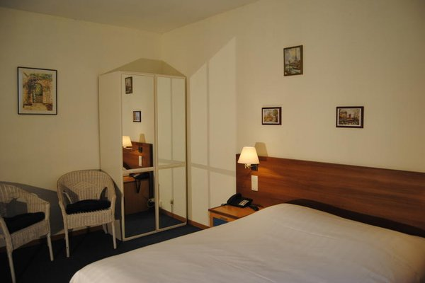 Hotel La Passerelle - фото 12