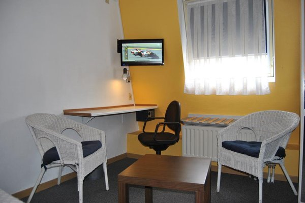 Hotel La Passerelle - фото 16