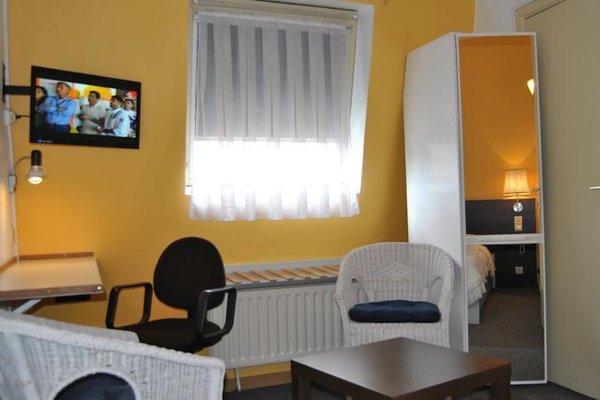 Hotel La Passerelle - фото 17