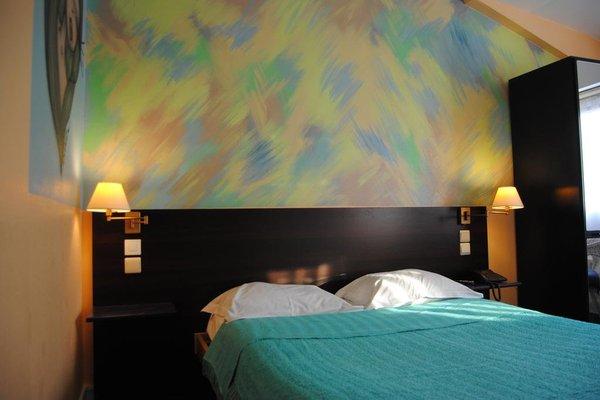 Hotel La Passerelle - фото 9