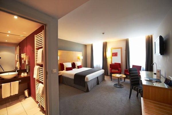 Hotel Husa De La Couronne Liege - фото 1