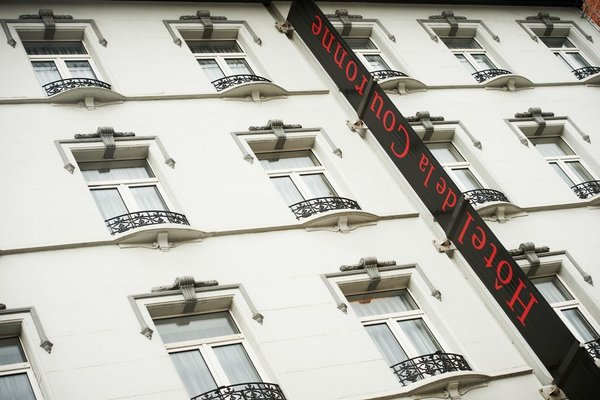 Hotel Husa De La Couronne Liege - фото 13
