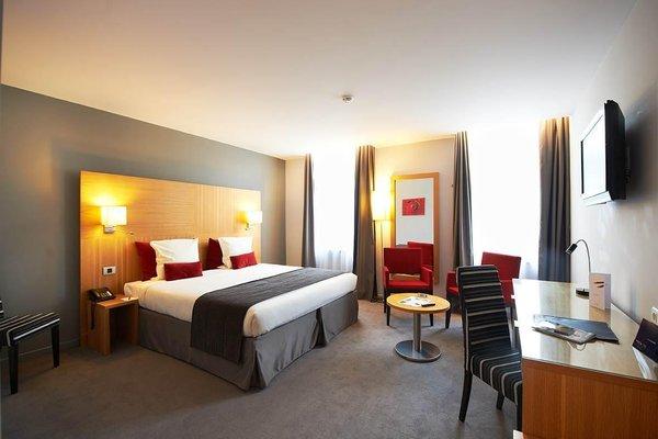 Hotel Husa De La Couronne Liege - фото 2